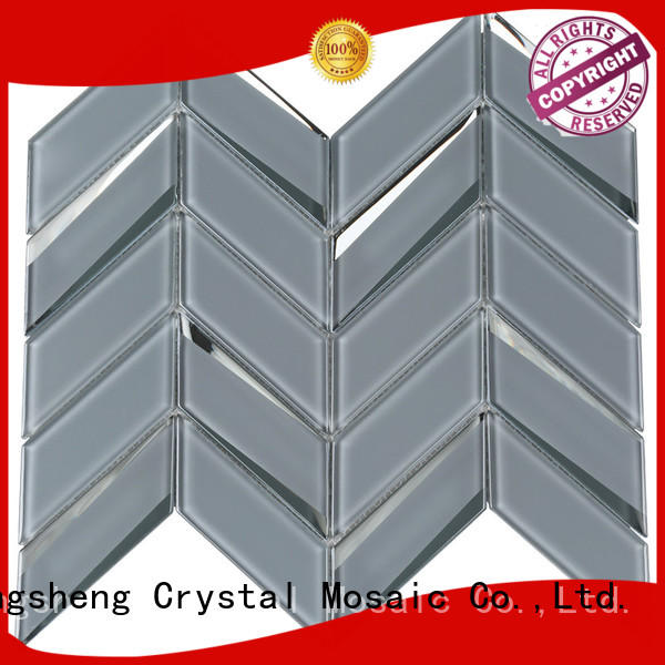 Heng Xing beveling mosaic kitchen backsplash wholesale for bathroom