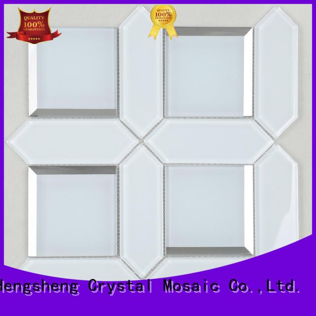 Heng Xing beveled inkjet tile factory price for living room