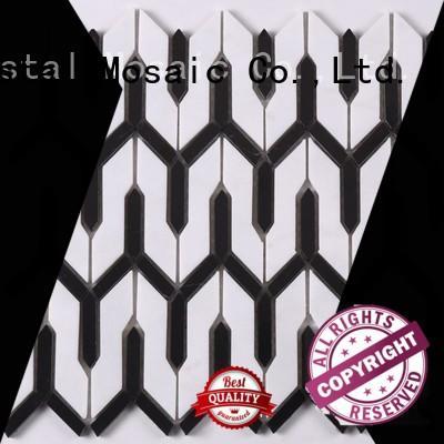 Heng Xing 2x2 stone mosaic tile with good price for backsplash