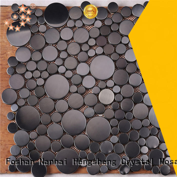 Heng Xing hot selling glass mosaic manufacturers manufacturers for living room