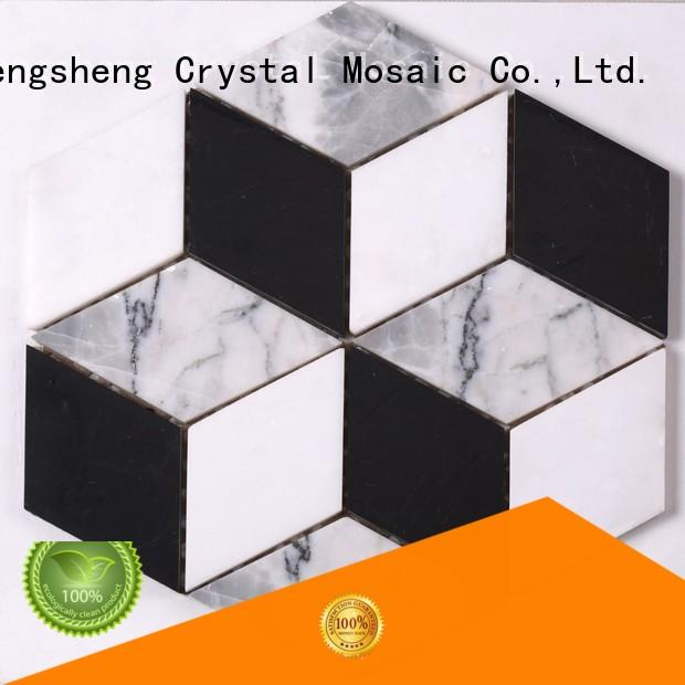 Heng Xing Wholesale tile outlet with good price for bathroom