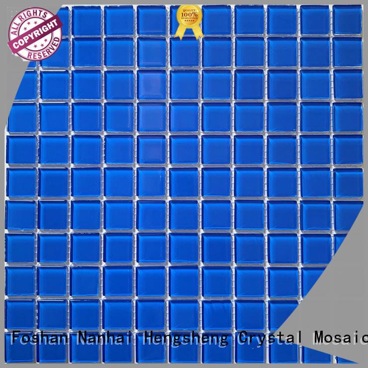 Heng Xing Top mosaic floor tiles factory for fountain