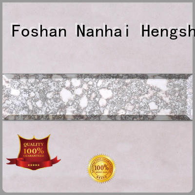 Heng Xing decoration mosaic sheets for business for kitchen