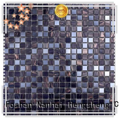 Heng Xing deck pool mosaics Suppliers for bathroom