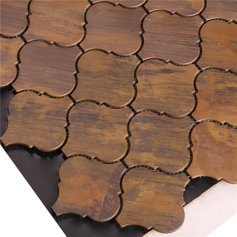 Heng Xing Latest metallic floor tile series for living room-3