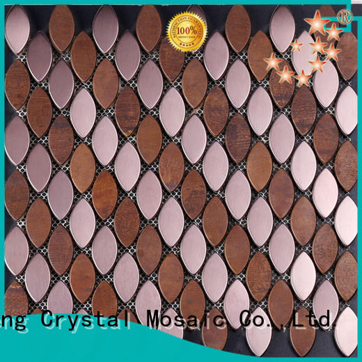 Heng Xing stable metal mosaic manufacturers for bathroom