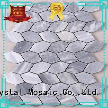 Heng Xing 2x2 wood mosaic tile for business for villa