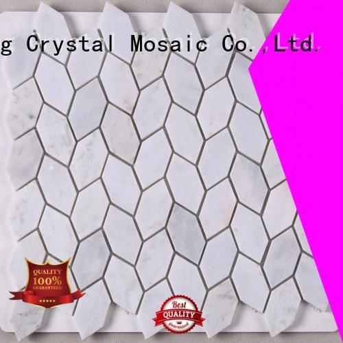 Heng Xing 2x2 stone mosaic factory for villa