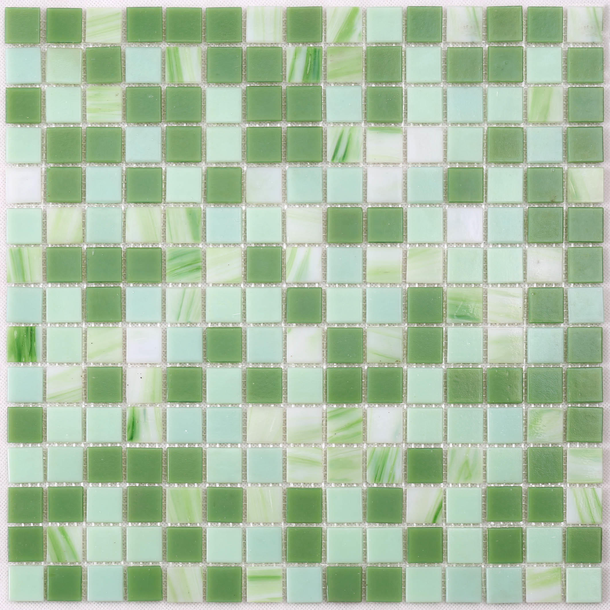 Heng Xing floor ceramic mosaic tile Suppliers for bathroom-2