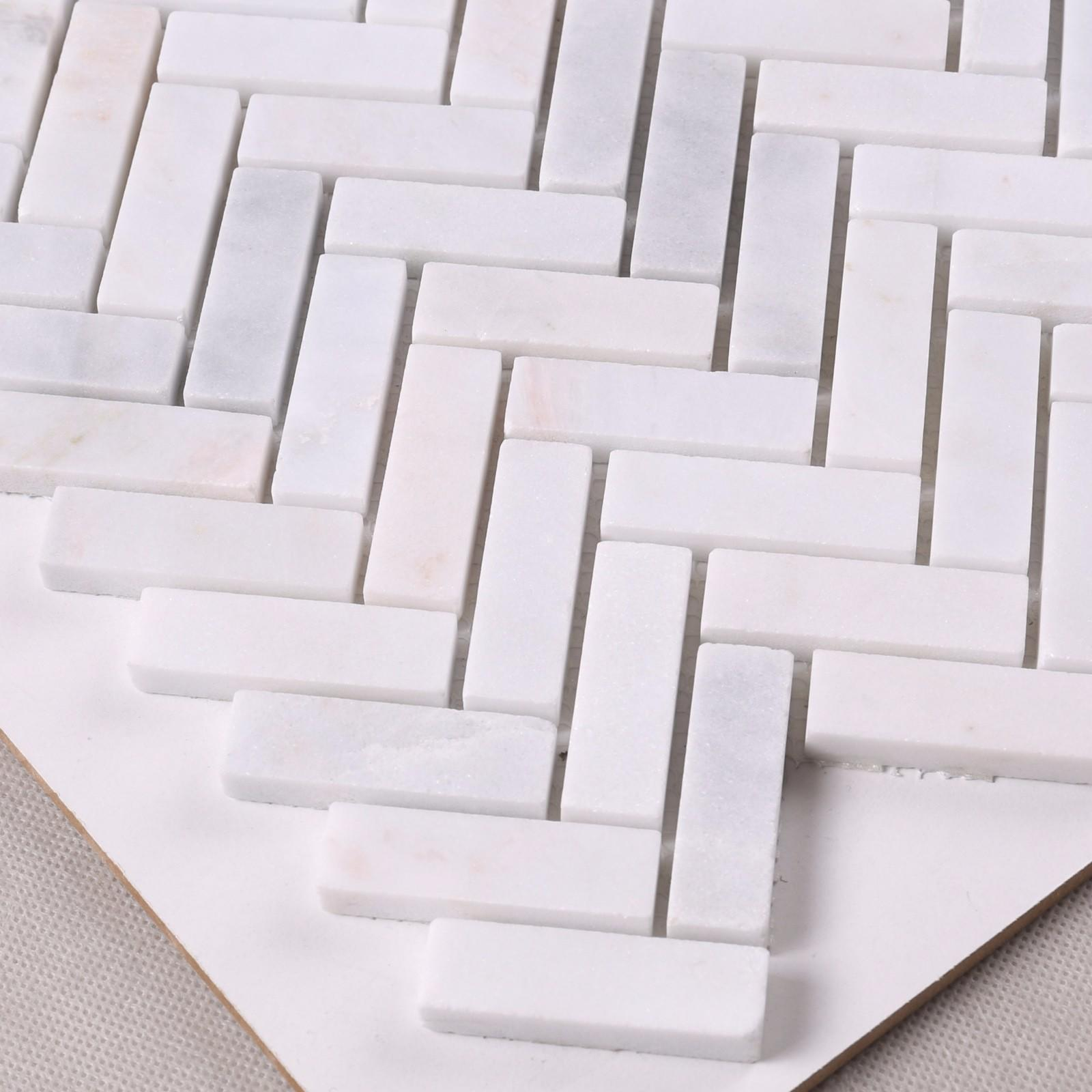 marble mosaic tile art tile Supply for living room-3