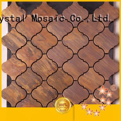 Heng Xing Latest metallic floor tile series for living room