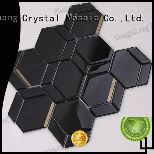 Heng Xing New carrara porcelain tile 3x6 factory