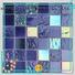 Heng Xing waterline mosaic wall tiles supplier for bathroom