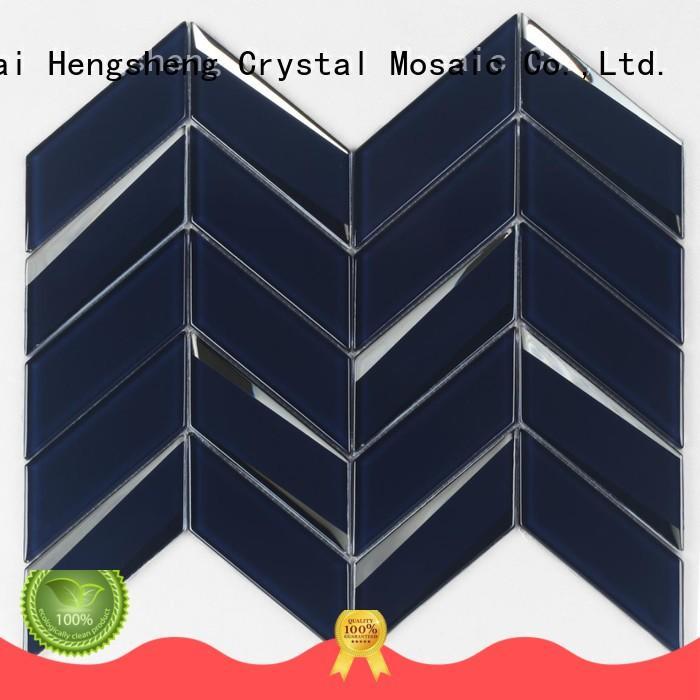 Heng Xing splash 4x4 tile backsplash wholesale for bathroom