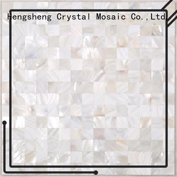 Heng Xing Top pearl mosaic company