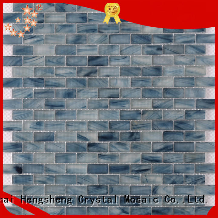 High-quality mosaic tiles online glass wholesale for swimming pool