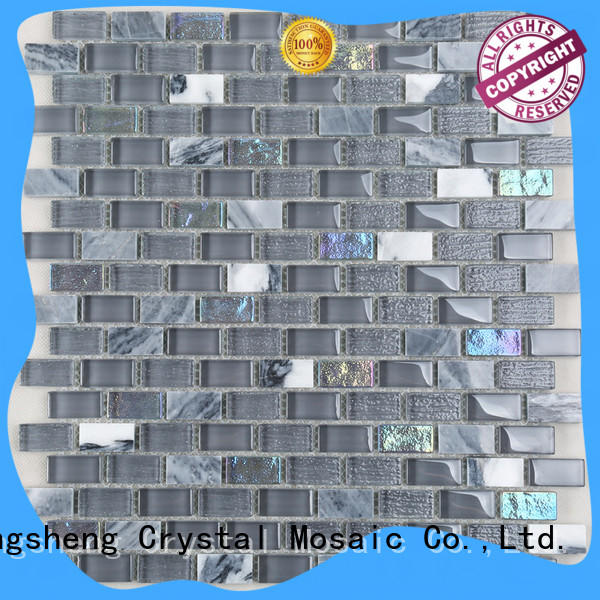 square light gray backsplash tile yms09 company for hotel