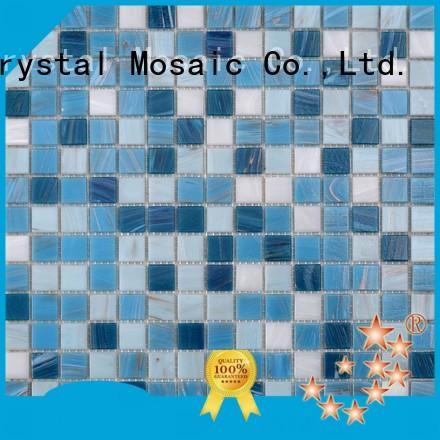 Heng Xing blue pool mosaics Supply for spa