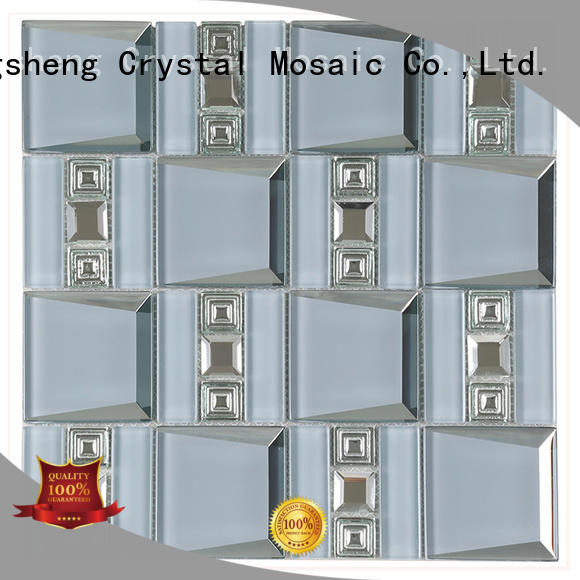 Heng Xing Latest 2x2 blue ceramic tile Suppliers