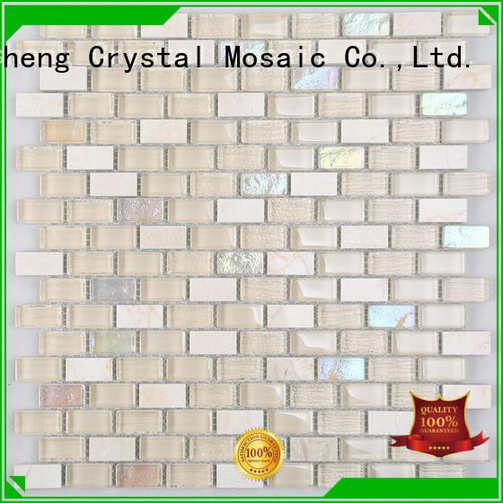 Heng Xing engraved raised subway tile backsplash supplier for hotel