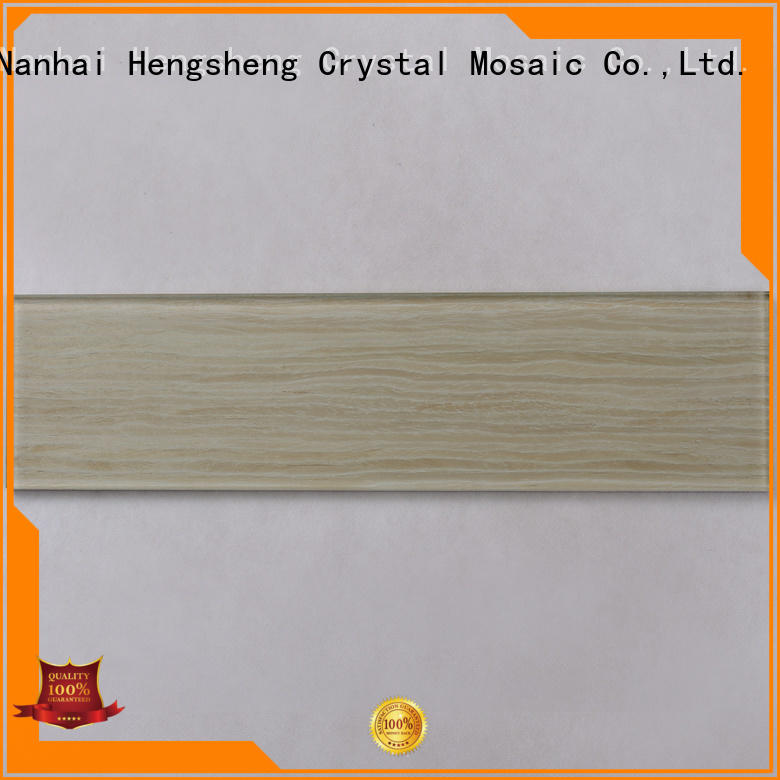Heng Xing 3x3 clay fusion Supply for hotel