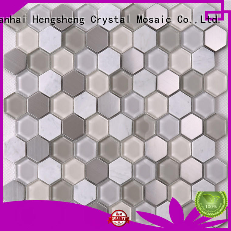 Heng Xing Best bamboo looking tile for business for villa